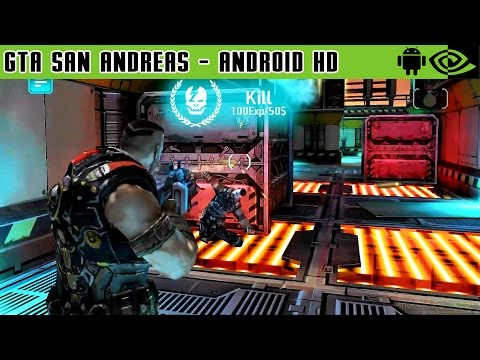 Shadowgun: DeadZone - Gameplay Nvidia Shield Tablet Android 1080p (Android Games HD)