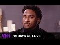 Trey Songz Describes His Perfect Valentine s Date 14 Days of Love VH1