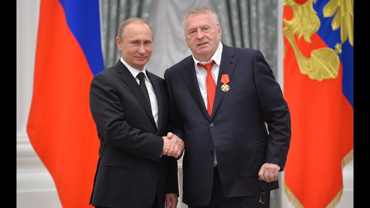 Путинский клоун Жирик опять на арене: Американцы никогда не начнут мировую войну. Они боятся, они воевать не умеют