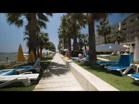 Palm Beach Hotel 4* (Палм Бич Отель) - Larnaca, Cyprus (Ларнака, Кипр)