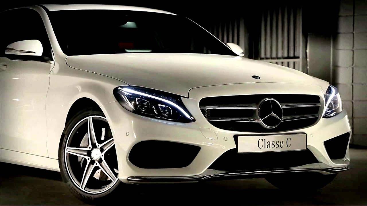 Mercedes benz classe c eleito o carro de 2015 youtube for Carros mercedes benz