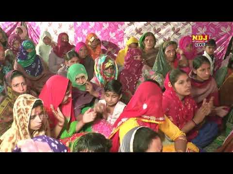 मैया के भवन में रंग बरसे # Devi Maa Devotional Songs 2018 # New Bhajan Song 2018 # NDJ Film
