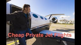 Cheap Private Jet Flights.  Empty Legs Empty Seats on Private Aircraft