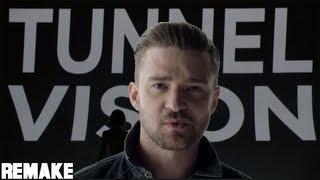 Justin Timberlake - Tunnel Vision (REMAKE)