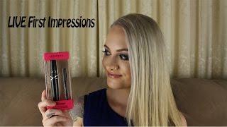 "Live First Impressions: Sephora ""The Unique"" Set"