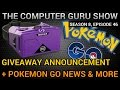 MergeVR Headset Giveaway & Pokemon Go News! (Guru Show S8E46)
