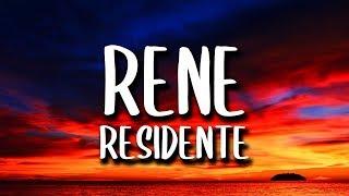 Residente - René (Letra/Lyrics)