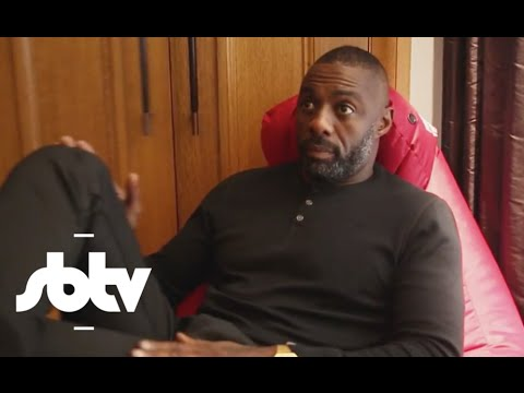 A Conversation With... Idris Elba: SBTV [S1.EP1]