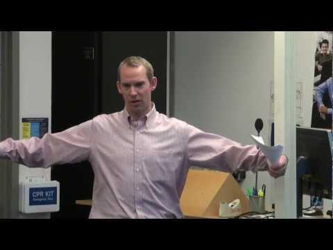 Careers Speaker Series: Josh McDonald of Weber Thompson Architecture 2/4