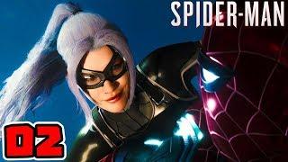 Spider-Man The Heist #02 - SPIDER-TATA?! | Vertez