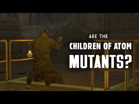Are the Children of Atom Mutants? Clues at Jalbert Brothers Disposal - Fallout 4 Lore thumbnail