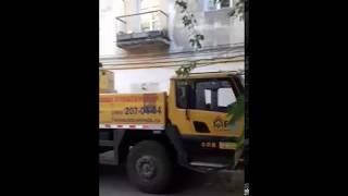 видео аренда автокрана 25 тонн