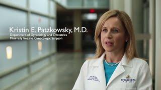 Endometriosis   Q&A with Dr. Patzkowsky