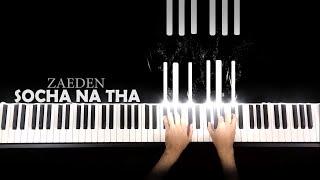 Zaeden - socha na tha (Piano Cover)