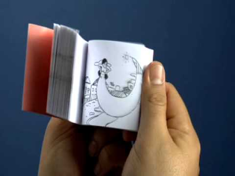 Cines de Bolso - livros animados - YouTube