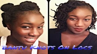 Download Tutorial | Bantu Knots on Locs | Retwist Mp3 and Videos