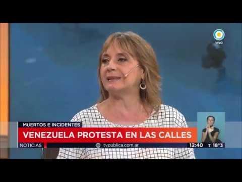 Venezuela protesta en las calles. Informe y análisis || Television Publica Noticias Internacional