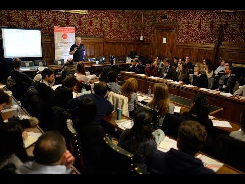 Edip Yuksel (E) Speech at British Parliament