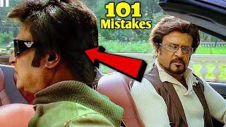 """101 Mistakes In ROBOT (Enthiran) - Plenty Mistakes In """"Robot"""" Full Hindi Movie - Rajnikant"""