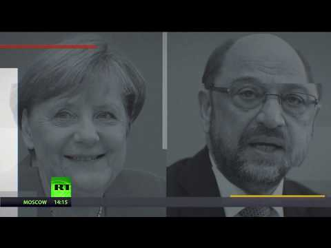 Thumbnail: 'Duel? More like a Duet': Merkel vs Schulz - not much difference?