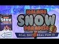 MALANG SNOW PARADISE - MALANG NIGHT PARADISE 2017 ( lokasi di HAWAII WATERPARK ) #part1