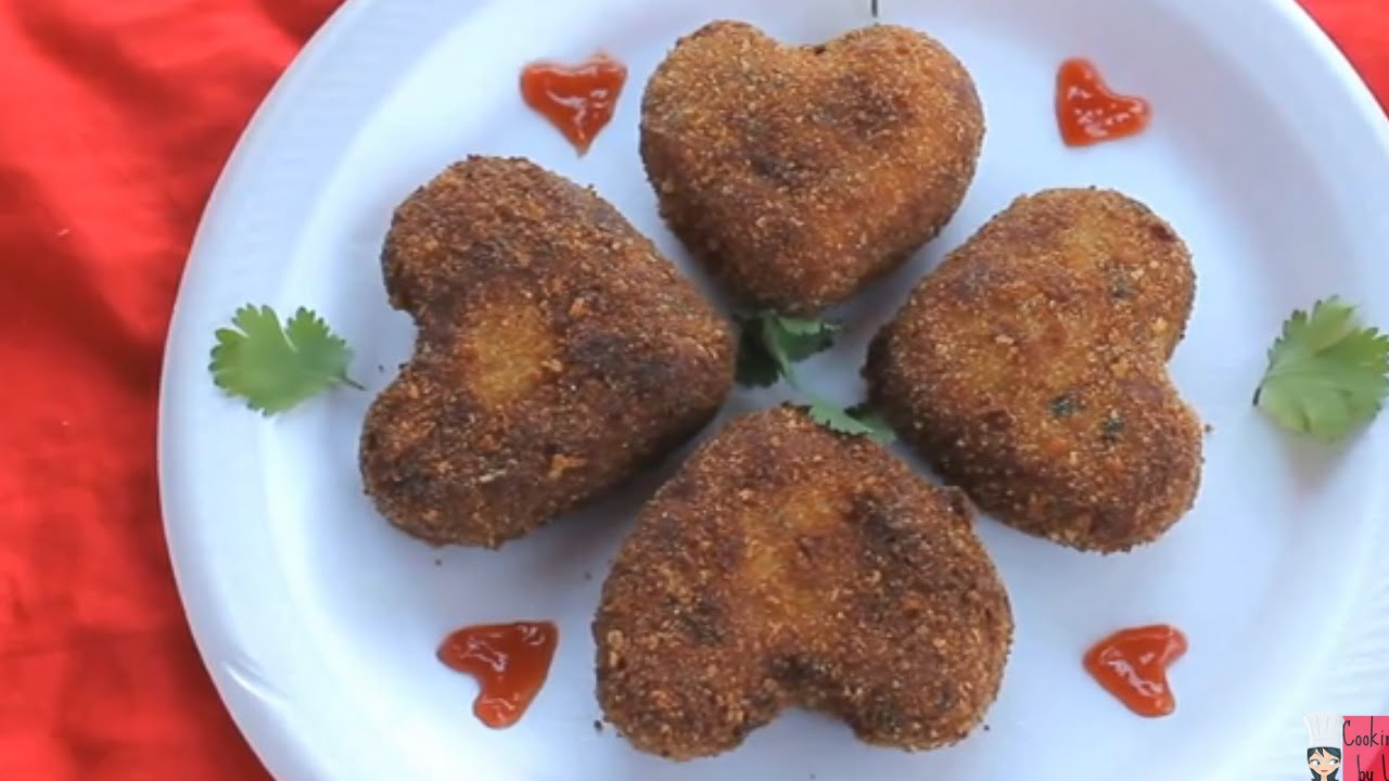 how to make potato cutlet in tamil