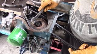 видео Комплектующие головки блока цилиндров ВАЗ