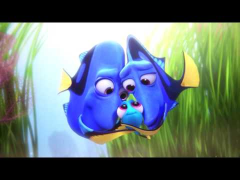 Finding Dory Movie 2016 | Disney Pixar Animated Movie HD | F