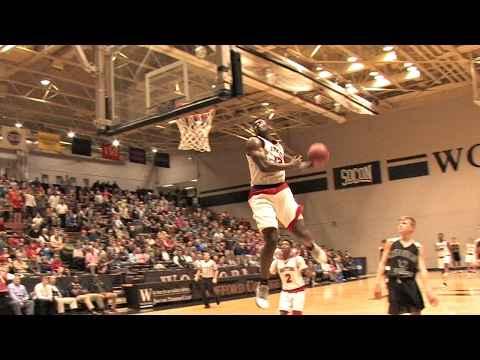 Zion Williamson 360 Windmill IN GAME! #1 Play on Sportscenter