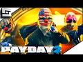 Payday 2 Gameplay - HOT BACK DOOR ACTION! (Funny Moments)