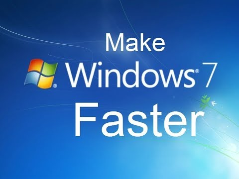 How To Speed Up Windows 7 Easiest Way