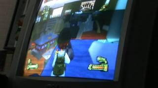 army men: soldier of misfortune sur Wii