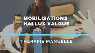 Thérapie Manuelle - Hallux Valgus