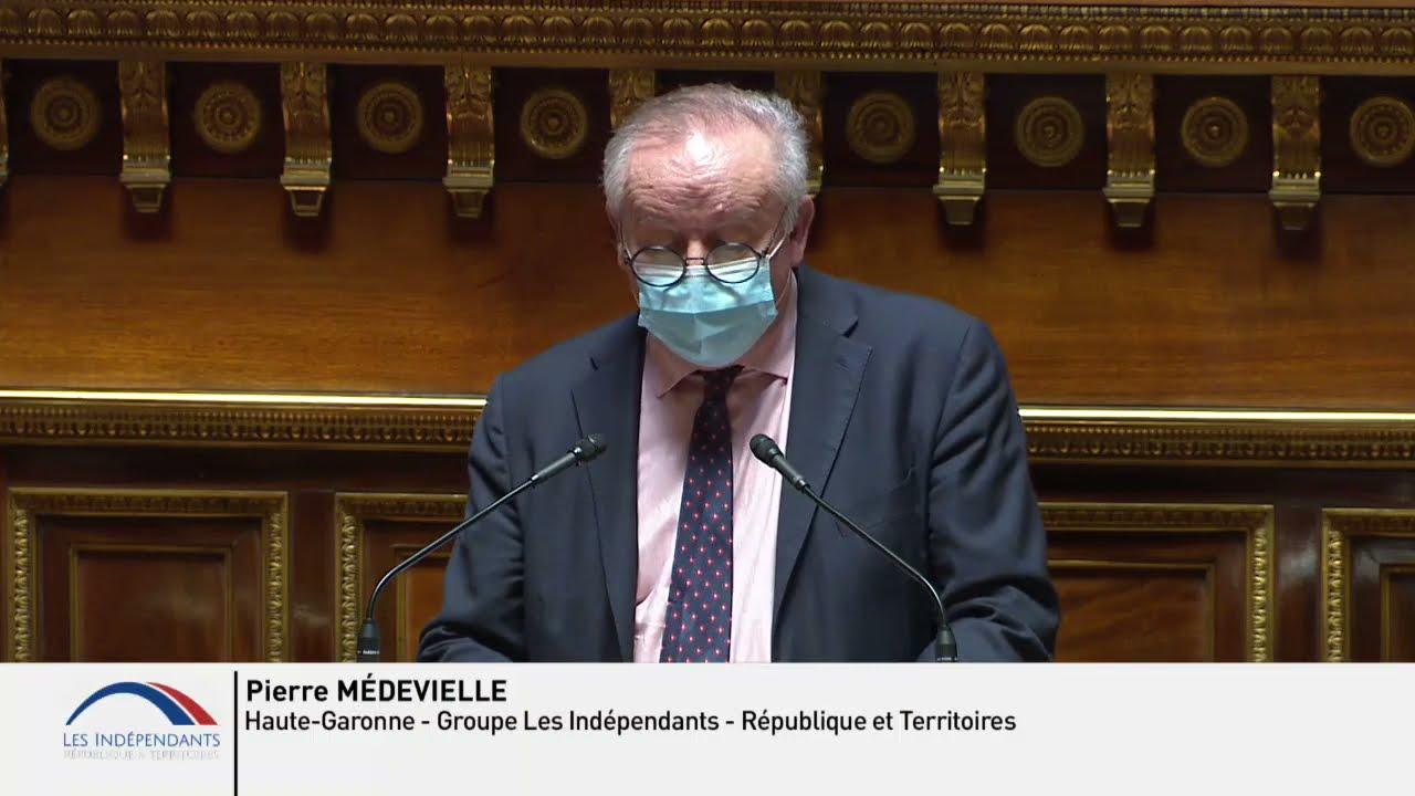 Pierre MÉDEVIELLE : Cohérence de la politique du Gouvernement avec ses ambitions écologiques