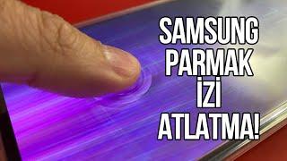 Samsung Parmak İzi Kilit Atlatması Nasıl Oluyor?