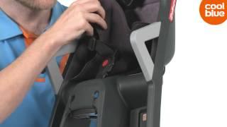 Polisport Guppy Mini fietsstoeltje productvideo (NL/BE)