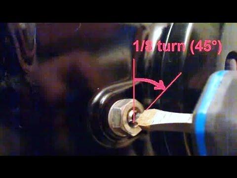 Clutch adjustment | HONDA INNOVA GARAGE | WAVE | 2010