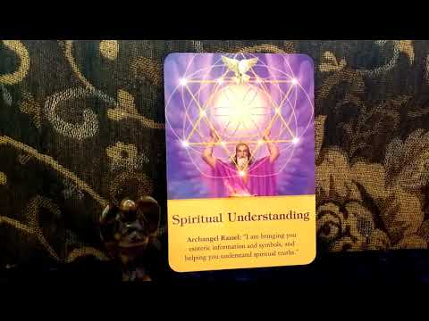Daily Oracle Card Reading 1st March  2018 Daily guidance Archangels tarot