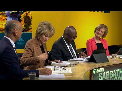 """Lesson 2: """"Daniel and the End Time"""" - 3ABN Sabbath School Panel"""