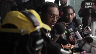 The Migos rapping a children's book over Bad and Boujee