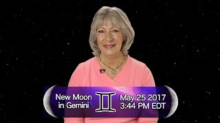 New Moon in Gemini 2017