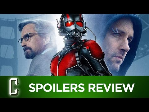 Ant-Man Spoilers Review