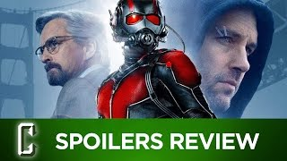 Ant-Man Spoilers Review