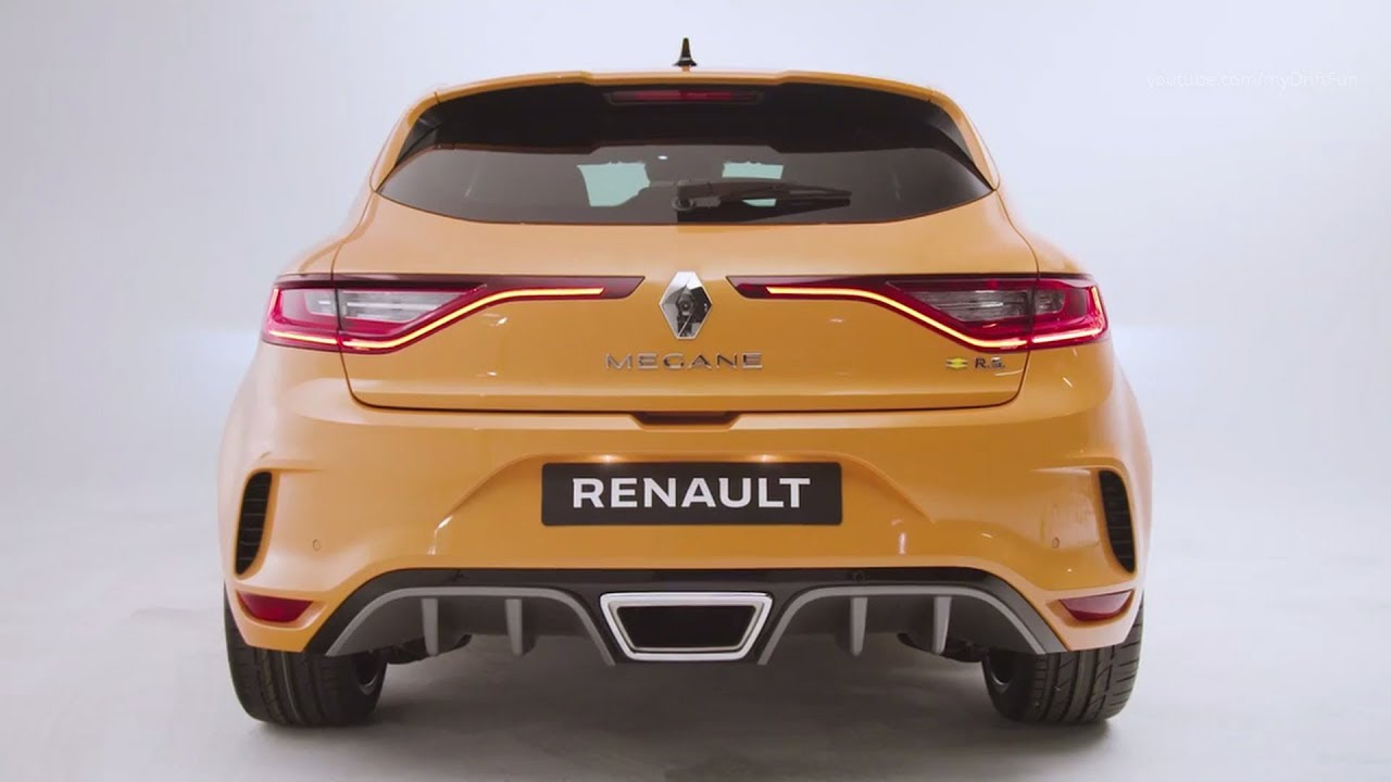 2018 renault megane rs exhaust sound interior and exterior youtube. Black Bedroom Furniture Sets. Home Design Ideas