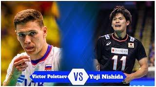 Victor Poletaev VS Yuji Nishida | Monsters of the Vertical Jump (HD)