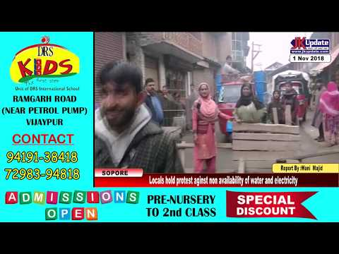 Jammu Kashmir News Round Up 01 Nov 2018
