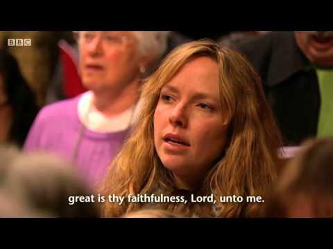 Great is thy faithfulness (Chisholm; Runyan) with lyrics