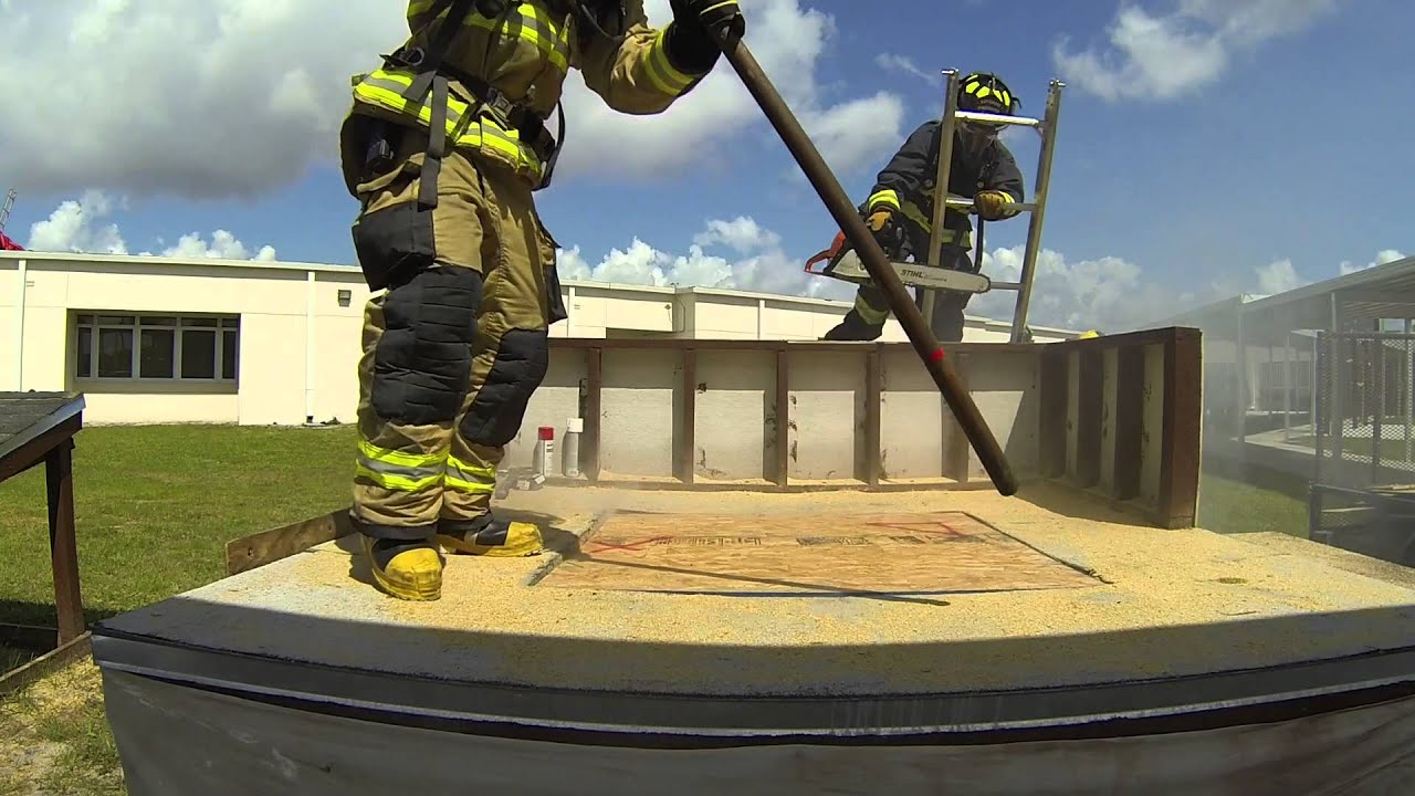 Firefighter Ventilation Training Youtube
