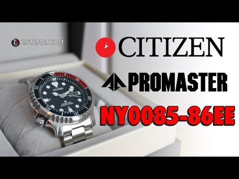 CITIZEN Promaster Collection NY0085-86E - Best Diver Watch Under 300$