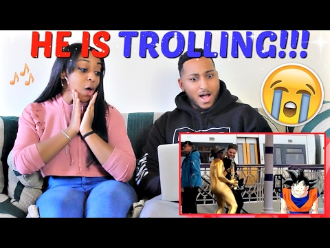 "KSI ""Black Epic Sax Guy"" REACTION!!!"